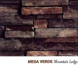 Mesa Verde Mountain Ledge
