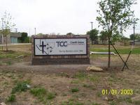 TCC Monument Sign