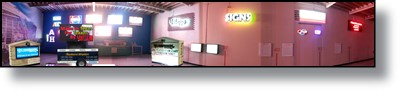 LED Display Showroom has all of the video display options